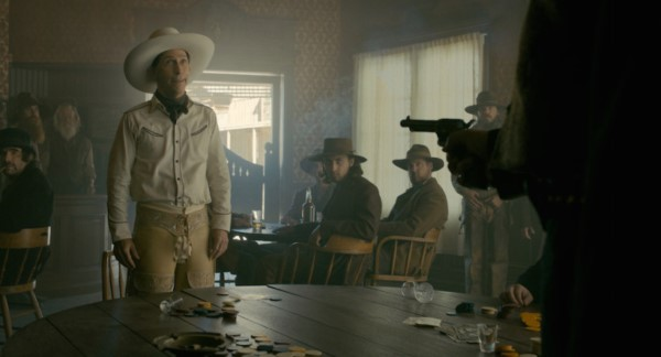 "Tim Blake Nelson in ""The Ballad of Buster Scruggs."""